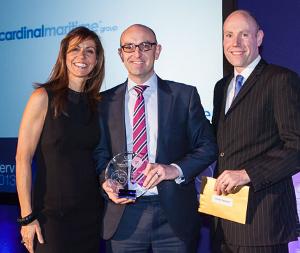 BIFA Freight Service Awards - Cardinal Maritime