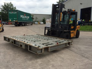 Slave Roller Pallet small